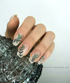 What manicure for what kind of nails? - My Nails Love Nails, Pretty Nails, Fun Nails, Nail Manicure, Nail Polish, Nailart, Cute Nail Designs, Art Designs, Design Art