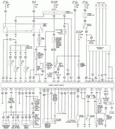 97 Civic Fuse Box Diagram