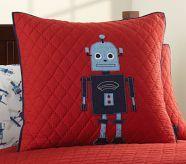 Robot Euro Pillow
