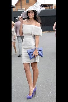 Pia Miller @ Oaks Day