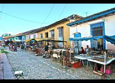Arts and Crafts Market  Trinidad, Cuba