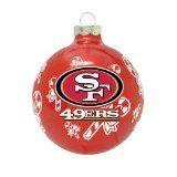 49ers Christmas Ornaments