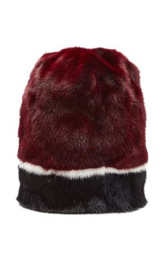Mink Hat by Marni Now Available on Moda Operandi
