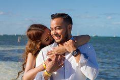 Sesiones románticas. Cancún & Playa del Carmen. Tulum. Love. Fotógrafos en Cancún.