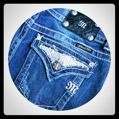 Miss me jeans New no tag...inseam 31 in Miss Me Jeans Boot Cut