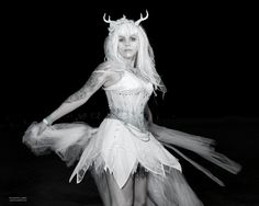Misstwisted - Ice Queen B&W