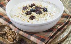 [Spéciale Petit-déj'☕] 6 recettes de porridge pour un petit déjeuner plein d'énergie !   #porridge #petit-déjeuner #recettes Oatmeal, Breakfast, Healthy, Food, Recipes, The Oatmeal, Morning Coffee, Rolled Oats, Essen