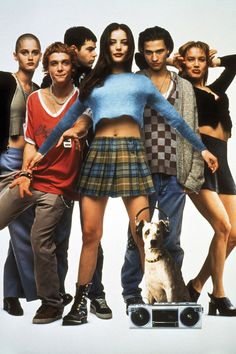 Why That Outfit: Corey Mason's Mohair and Plaid in 'Empire Records'