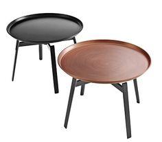 B&B italia tafel Husk - doorsnede 62,5, 46 cm hoog