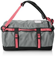 The North Face Base Camp Duffel Bag  It's not your average duffel bag. Made from a durable laminate material, the Base Camp Duffel is a bomber of a bag. Amply resilient to be roughed around in-flight, or to be transported up a mountain via a yak, this is one burly duffel bag. 95-liter volume provides ideal storage for trips lasting four days or more. New design features redesigned straps and an internal mesh pocket for additional organization. The legendary expedition duffel is new a..