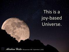 #abrahamhicks #universe #joy