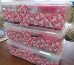 Decorate Shoe Box Paint Or Cover A Shoe Boxdecorate With Ribbons Craft