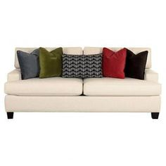 the sofa.  not the pillows.  for the living room.