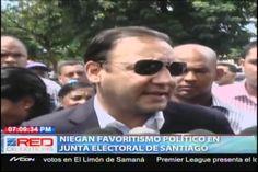 Niegan Favoritismo En Política En Junta Electoral De Santiago