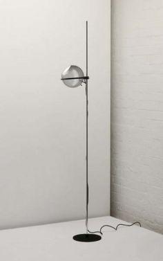 Gino Sarfatti floor lamp No.1080 for Arteluce, 1960s