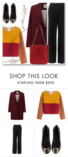 """""""Autumn colours"""" by jan31 ❤ liked on Polyvore featuring American Vintage, Philosophy di Lorenzo Serafini, Whistles and Tory Burch"""