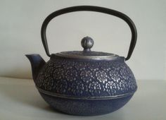 Primula Cast Iron Tea Infuser by RoseGardenAccents on Etsy