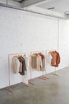 5 minimal Etsy Gifts for interior lovers. any fashion and interior bloggers MUST HAVE. A minimal pipe clothing rail. I think it�s a great design. There are other finishes and colours available too. The designer is Little Deer Interiors.