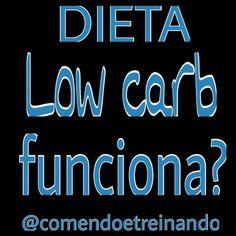 """Low carb ajuda a enxugar os quilinhosmas não existe milagre.Antes de aderir modinhasPESQUISEM e tirem suas próprias conclusões. Não existe verdade absolutacada corpo é um corpo.  Boa leitura Como funciona a dieta Low Carb? """"Para transformar as calorias ingeridas em energia o corpo utiliza duas 'rotas metabólicas': em uma ele usa o carboidrato; em outra a gordura. Se os dois caminhos estão bons o corpo utiliza ambos e assim queima menos gordura.Se você diminui a ingestão de carboidratos…"""