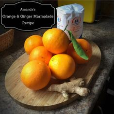 orange and ginger marmalade recipe ingredients – Food: Veggie tables Chutney Recipes, Jam Recipes, Sweets Recipes, Desserts, Recipies, Vegan Recipes, Orange Ginger Marmalade Recipe, Healthy Eating Tips, Healthy Nutrition