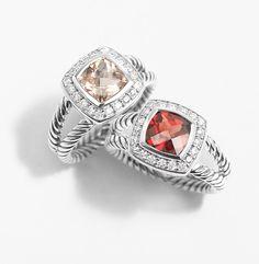 Petite Albion® rings.