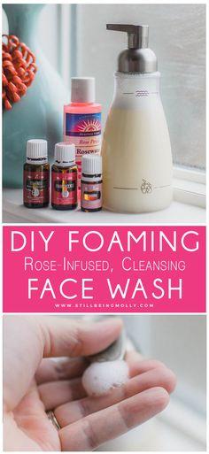 DIY Foaming Face Was
