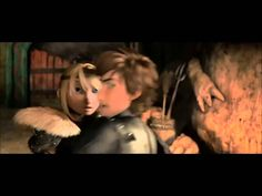 Hiccup and Astrid - No Gravity