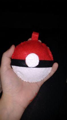 Palla Pokemon in pannolenci