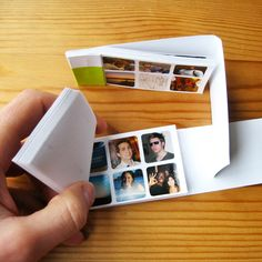 Make stickers of your Instagram photos!! 252 stickers in two little books - $10