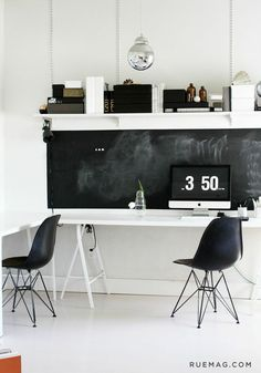 5 Offices To Get Inspired By Now | Rue