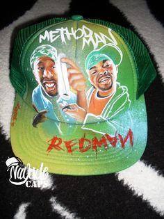 Nayade Caps Gorras personalizadas Custom caps: Gorra How High (Method Man & Redman)