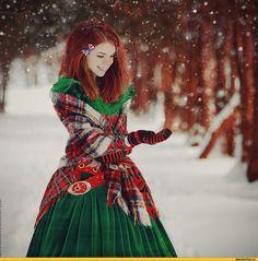 Red elf