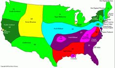 What dialect do you speak? A map of American English - The Washington Post