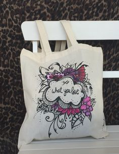 Bonita bolsa para tus compras!!