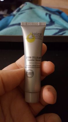 Juice Beauty Stem Cellular Booster Serum 0.26 oz Brand new, Never Used