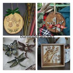 Ornaments #gifts #homedecor #dragonfly #deer