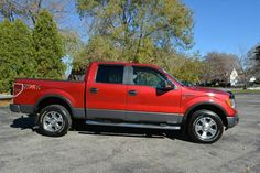 2009 Ford F-150 4x4 FX4 4dr SuperCrew Styleside 6.5 ft. SB In Spencerport NY - Murrays Elite Imports Inc.