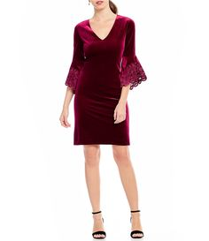 Shop for Antonio Melani Riley Embroidered Sleeve Dress at Dillards.com. Visit Dillards.com to find clothing, accessories, shoes, cosmetics & more. The Style of Your Life.