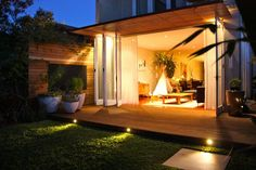 View this child friendly garden design. Child friendly AND child happy too! Landscaped and designed to perfection by Growing Rooms - Sydney landscapers. Deck Cost, Pergola Cost, Wood Pergola, Pergola Canopy, Outdoor Pergola, Backyard Pergola, Pergola Plans, Outdoor Rooms, Outdoor Decor