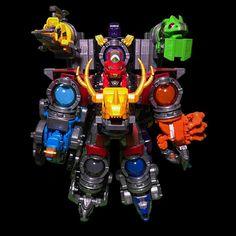 "186 lượt thích, 2 bình luận - Legacy Ranger (@legacyranger) trên Instagram: ""Kyutama Gattai RyuTei KyurenOh #kyuranger #supersentai #powerrangers #itsmorphintime #toycollector…"" Power Rangers Megazord, Power Rangers Toys, Nerf, Future, Boys, Christmas, Instagram, Baby Boys, Xmas"