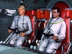 Captain Scarlet and the Mysterons Episode 31 The Inquisition