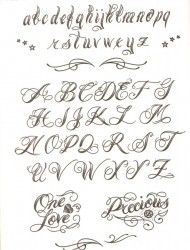 Letters alphabet and fancy letters on pinterest