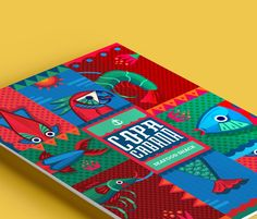 "Confira este projeto do @Behance: ""COPACABANA Seafood Shack"" https://www.behance.net/gallery/33660082/COPACABANA-Seafood-Shack"