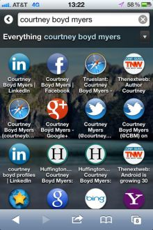 The best new app at SXSW: Everything.me redefines mobile search
