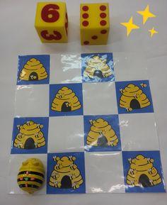 ROBÓTICA EDUCATIVA INFANTIL Bee Activities, Classroom Activities, Steam Activities, Daily 3 Math, Bee Bop, Coding For Kids, Kindergarten Science, Preschool, Diy Store