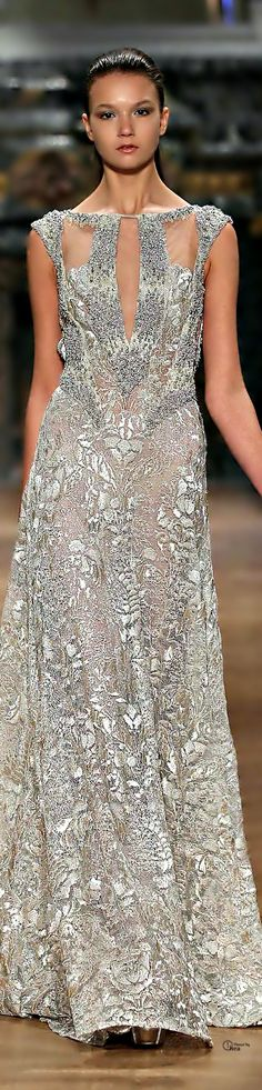 Tony Ward ● Couture S/S 2014
