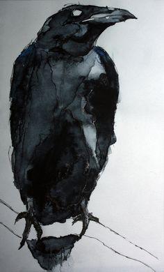 Corvus's friend by vodoc