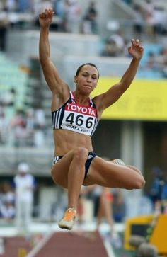 Jess Ennis, Jessica Ennis Hill, Athletic Events, Types Of Yoga, Sporty Girls, Golden Girls, Track And Field, Female Athletes, Olympic Games