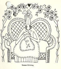 Tita Carré - Agulha e tricot by Tita Carré