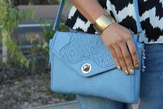 Casual Friday Attire…Link to this bag here: http://www.solesociety.com/janie-wv-chambray.html?utm_medium=influencer&utm_source=thedressychic&utm_campaign=warmup0306